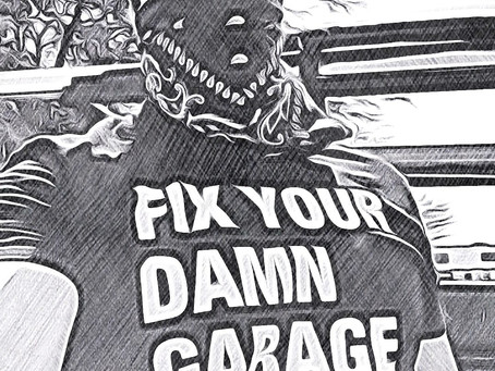 FIX YOUR DAMN GARAGE DOOR