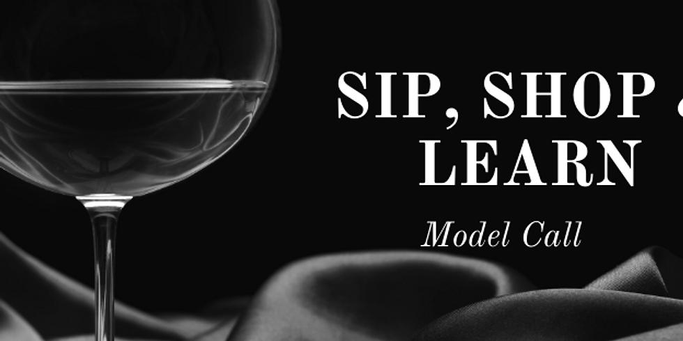 Sip, Shop & Learn: Model Call