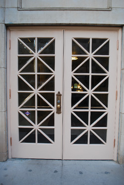 New Lodges Doors and hinges