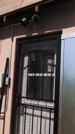 Security doors of all colors