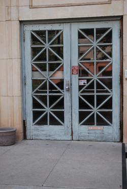 Old Lodge doors