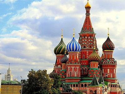 מוסקבה תיירות