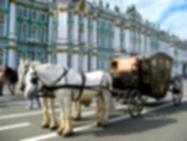 טיולים לסנט פטרסבורג
