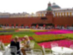 מוסקבה למטייל