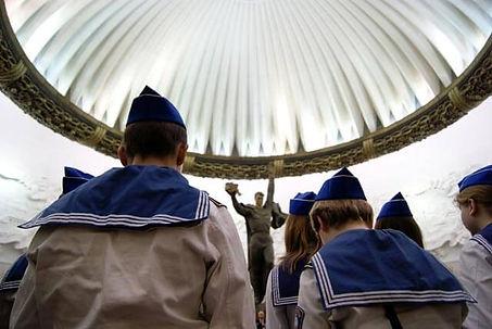 מוסקבה טיול