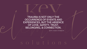 What Does Trauma Look Like?