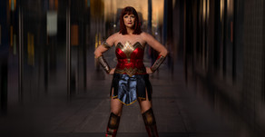 Wonder Woman isn't a person, she is a MINDSET.