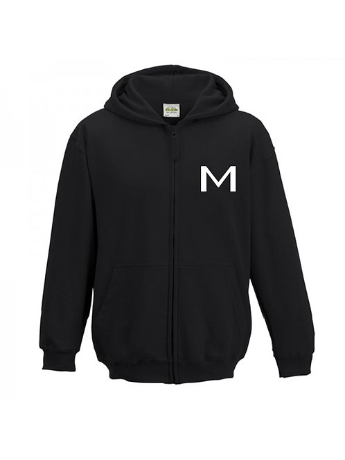 Boys Mainstage Hoody - Black