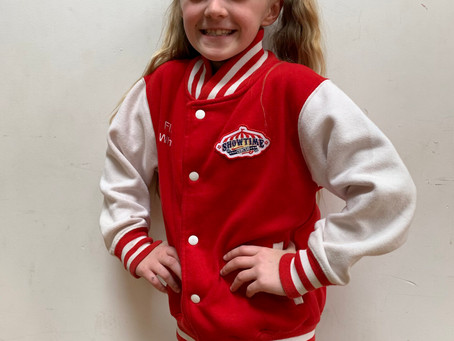 WIN A SHOWTIME CIRCUS JACKET!