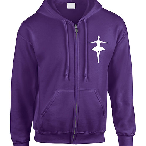 Girls Mainstage Hoody - Purple