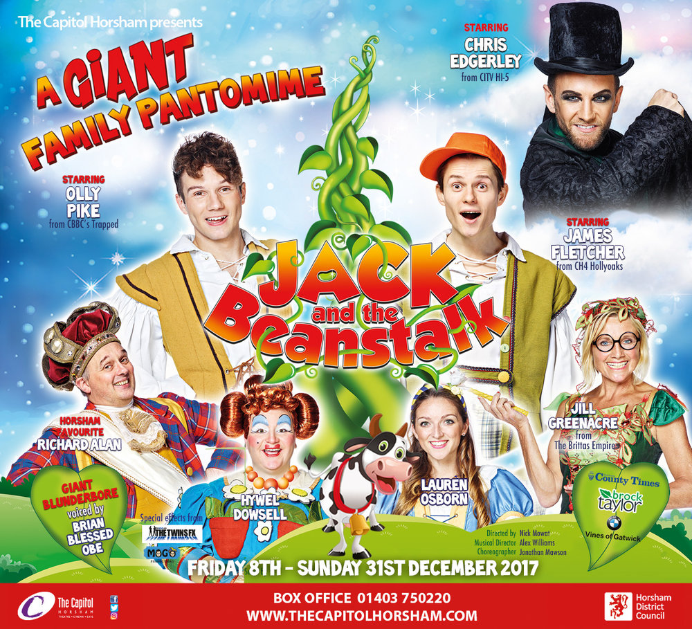 Horsham+Panto+Jack+And+The+Beanstalk+At+The+Capitol+Horsham