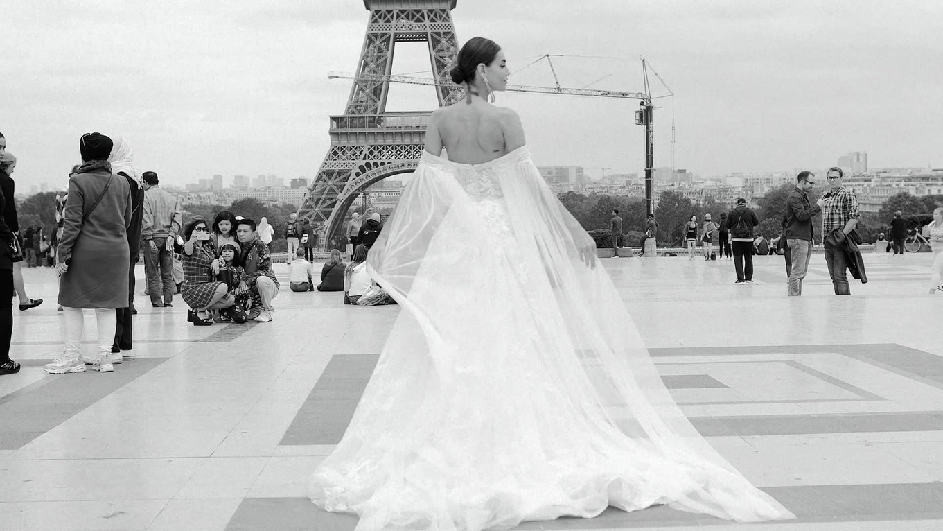 Luce Sposa - Paris 23.mov
