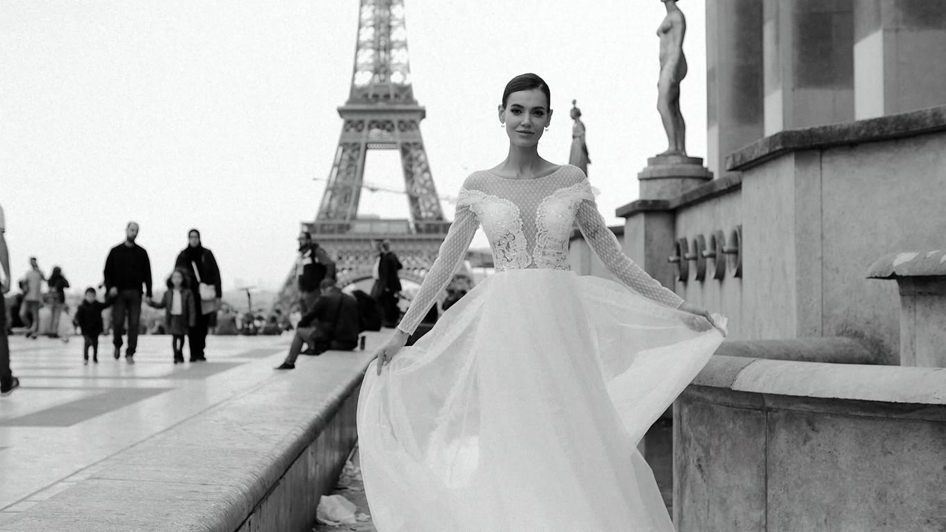 Luce Sposa - Paris Rose.mov