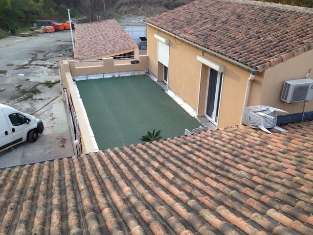Etancheite de toit terrasse