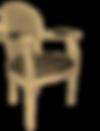 Tapissier Lyon Rhone rénovation de fauteuil