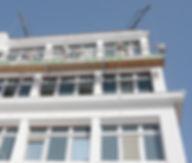 Renovation et ravalement de facade | Artisan Façadier | Rhône Ain Isère | Travaux de rénovation des façades à Lyon Villeurbanne Bron Caluire Meyzieu Grenay Genas Vénissieux St-Quentin-Fallavier…