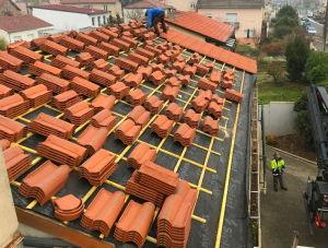 Travaux de Couverture par BS TOITURE Entreprise de Toiture du Rhone & Isère, à Villeurbanne 69 et Grenay 38