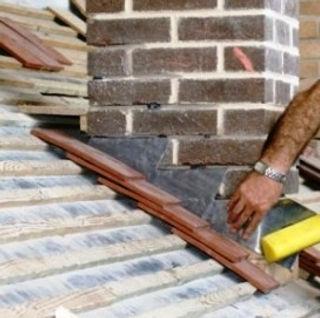Entreprise Blondel Toiture, Renovation de toiture par la refection de la zingerie et assurer l'etancheite de la couverture