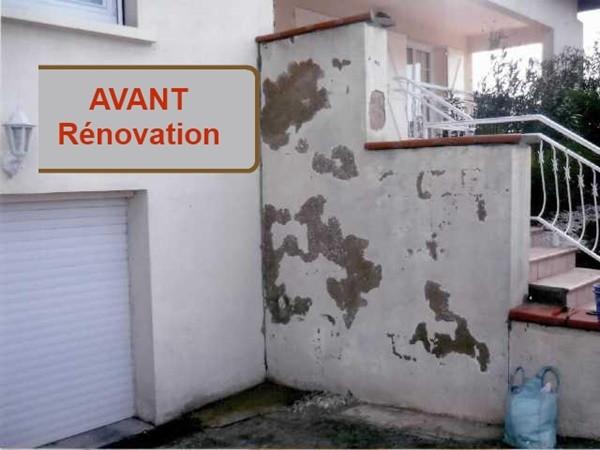 ravalement_de_facade_avec_mur_endommagé