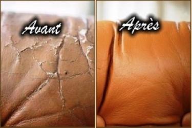 repigmentation des cuirs par votre tapis