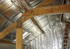 Isolation des combles & toits par votre artisan couvreur de Metz Meurthe et Moselle