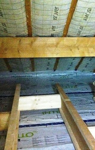 Entreprise Mouynet Toiture et Rénovation,  Travaux d'isolation des toits, combles & facades