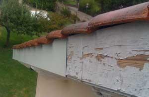 Habillage des Bandeaux de toiture