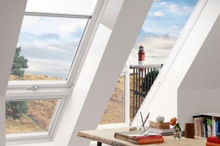 Pose de fenêtre de toit ou de Velux en Hainaut, Bruxelles, Mons, Charleroi, Namur, Wavre, Nivelles, Liège...