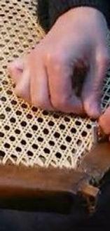 Cannage et Rempaillage par votre artisan canneur rempailleur à Meyrin, Canton de Genève