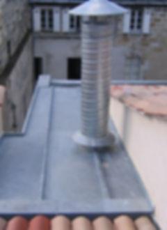Entreprise de zinguerie GUERDENER artisan zingueur à Brignais, Lyon et tout le Rhone 69