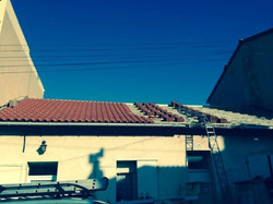 Rénovation de couverture toit