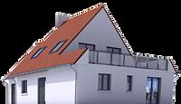 Entreprise Blondel Toiture, Nettoyage haute pression de toiture, demoussage des toits et terrasses