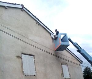 Habillage des Bandeaux sous toiture