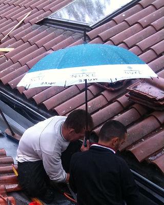 Entreprise Blondel Toiture, Fuite reparation renovation refection toiture couverture tuile
