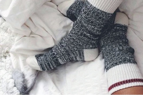 Chaussettes LES MATIÈRES EX1