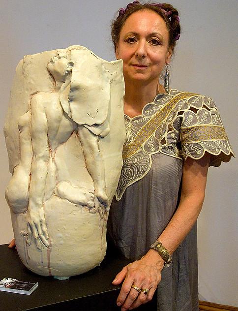 """""""Francesca"""" Catamount Arts Gallery"""