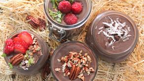 Parfait-Style Chocolate Pastry Cream (VIDEO)