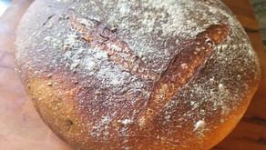 Bold Sourdough Bread