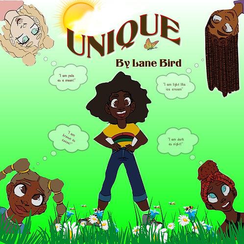"""UNIQUE """"I Love Me!"""" Audiobook"""