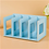 Thumbnail: Wood Desktop Magazines Books Storage Shelves Book Display