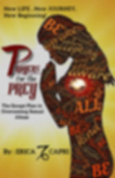 Prayer for the Prey Front Cover300.jpg