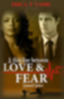 A thin line between love  fear front cov