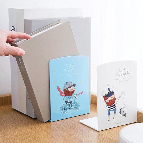 Deli Simple Bookshelves Bookends Book Holder