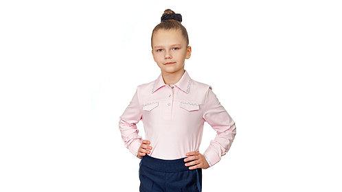 Джемпер БАТНИК, арт.158 розовый