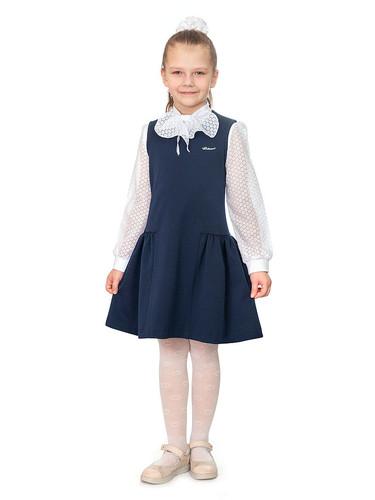 Сарафаны для девочек-школьниц