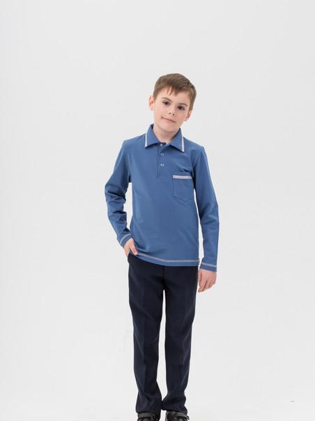 Джемпера, рубашки-поло для мальчикв