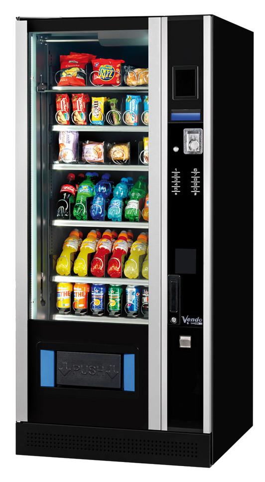 CaféSolutions SA - Vendo G-Snack