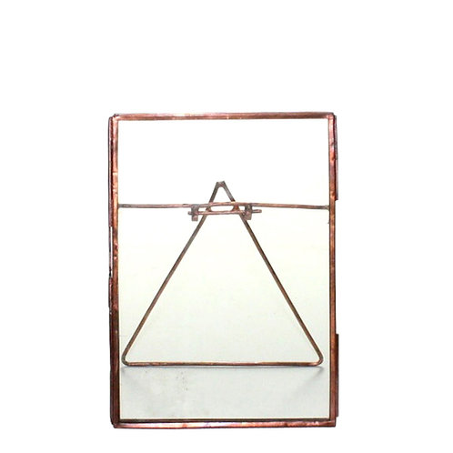 Cornell Easel Frame 5x7 - Copper