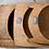 "Thumbnail: Medium Oval Dough Bowl, Waxed 24""-39""L"