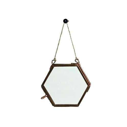 Cornell Hexagon Frame - Copper